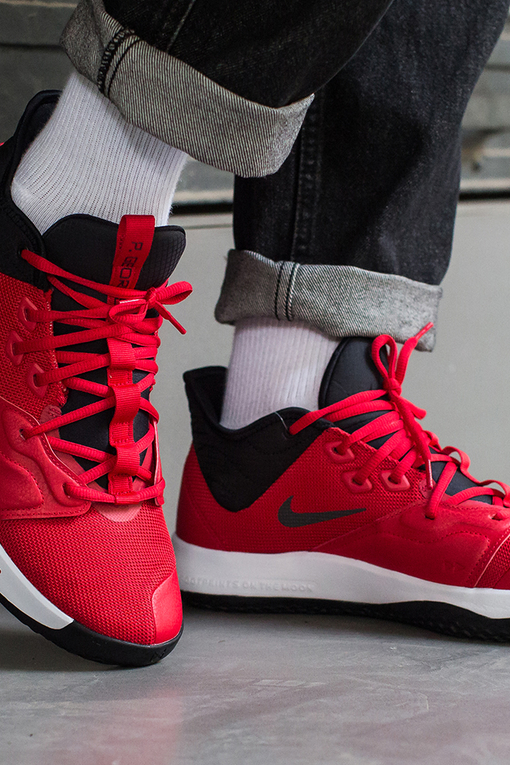 Nike - Buy Pg 3 Ep Red Basketball Shoe