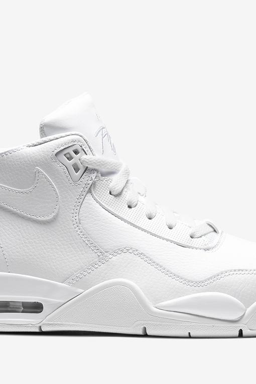 Nike - FLIGHT LEGACY 'WHITE/WHITE-WHITE