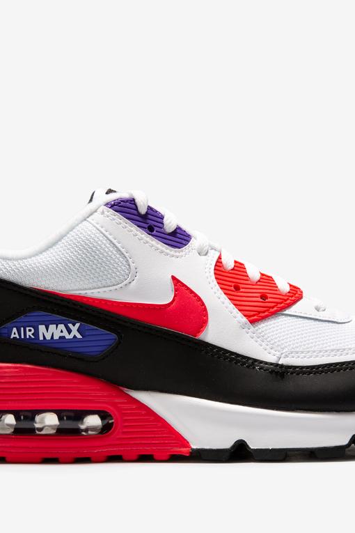 purple and black air maxes