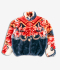 CAMP OUT JACKET 'MULTICOLOR' M