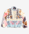 CAMP OUT JACKET 'MULTICOLOR' XL