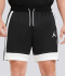 M J AIR BBALL SHORT 'BLACK/WHITE/WHITE'