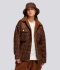 IVP DNM JK 4ALL 'WILD BROWN/NIGHT RED'