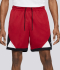 M J DF AIR DIAMOND SHORT 'GYMRED/WHITE'