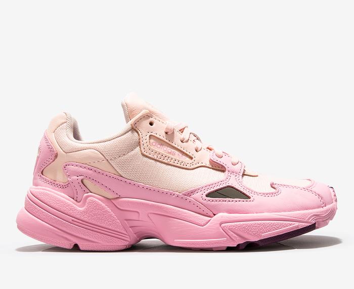 adidas falcon w rose