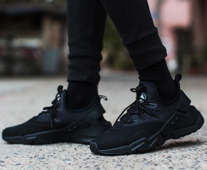 Nike - NIKE - AIR HUARACHE DRIFT 'BLACK