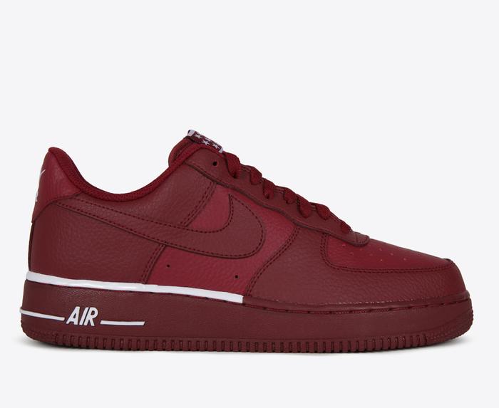Nike - NIKE - AIR FORCE 1 '07 'TEAM RED