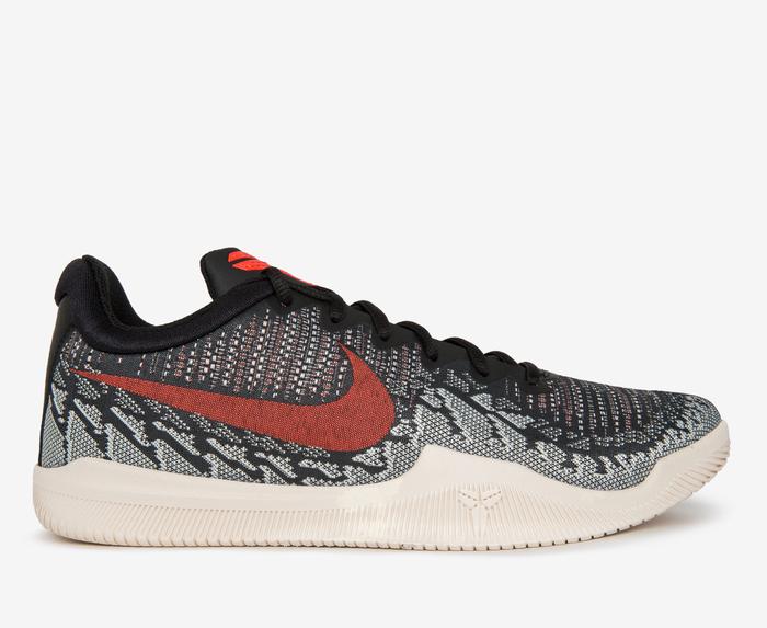 Nike - MAMBA RAGE 'BLACK/BRIGHT CRIMSON