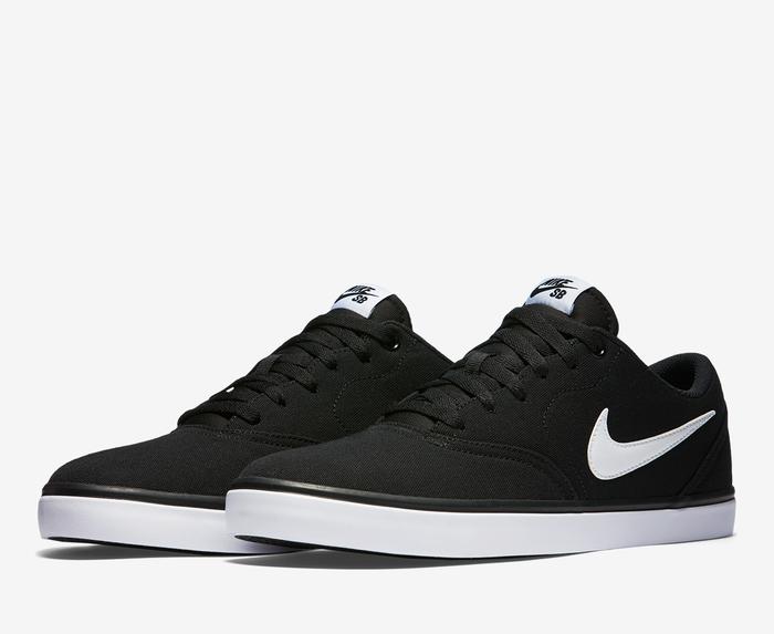 Nike - NIKE SB CHECK SOLAR CNVS 'BLACK