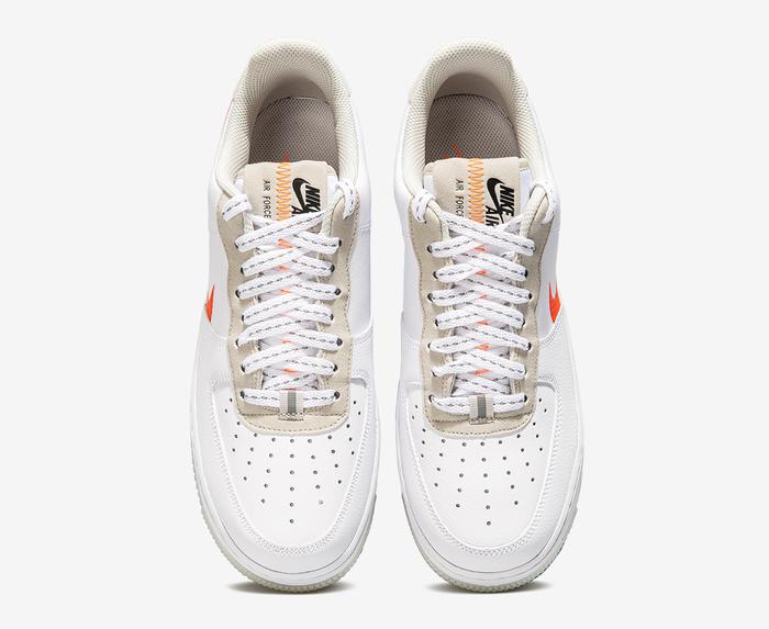 Nike - AIR FORCE 1 '07 LV8 3 'WHITE