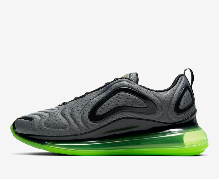 Nike - AIR MAX 720 - MESH 'SMOKE GREY