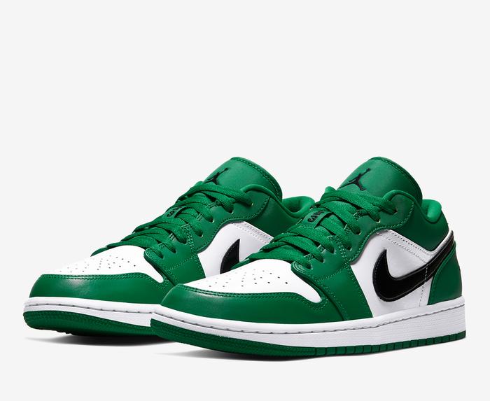 Jordan - AIR JORDAN 1 LOW 'PINE GREEN