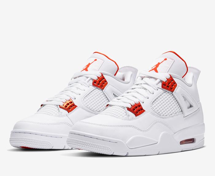 Jordan - AIR JORDAN 4 RETRO SE 'WHITE