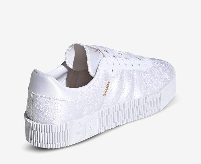 Adidas Originals - SAMBAROSE W 'cloud