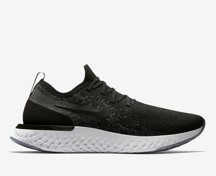 Buy Nike Epic React Flyknit Black 2