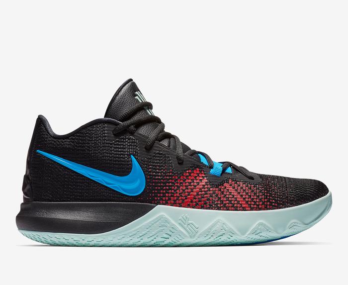 Nike - KYRIE FLYTRAP 'BLACK/BLUE HERO