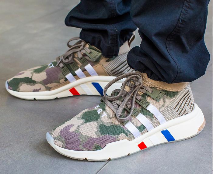 Adidas Originals - EQT SUPPORT MID ADV