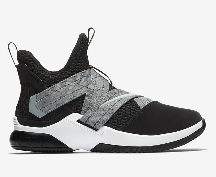 Nike - LEBRON SOLDIER XII SFG 'BLACK