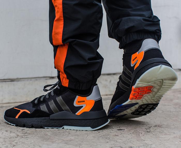 Buy Adidas Originals Nite Jogger Black