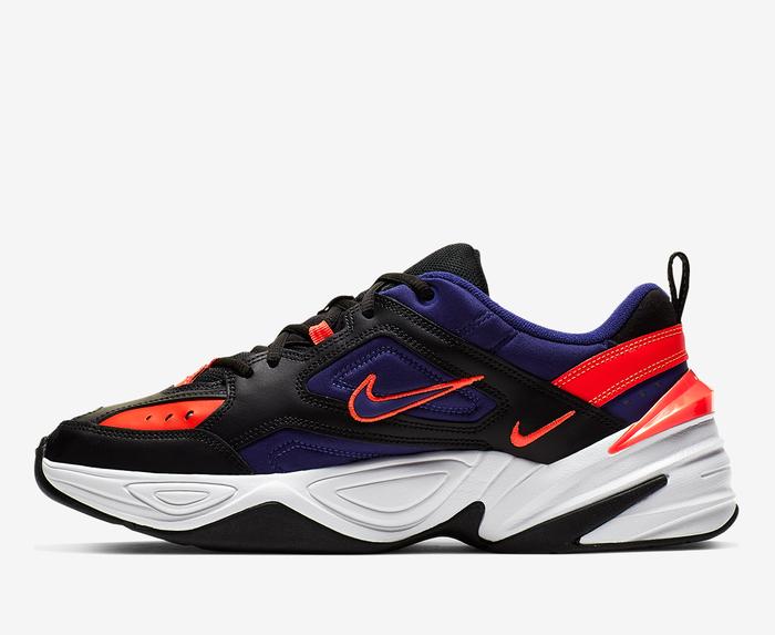 Nike - M2K TEKON 'BLACK/DEEP ROYAL BLUE