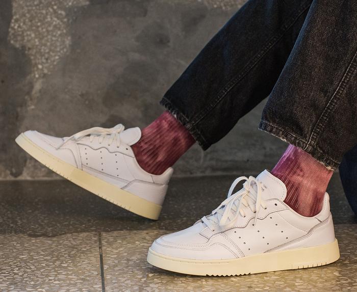 Adidas Originals - SUPERCOURT 'WHITE